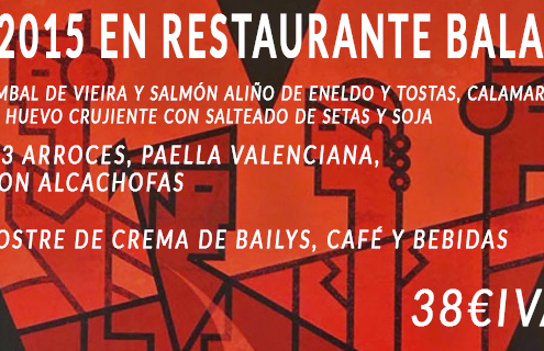 Restaurante y menu de Fallas2