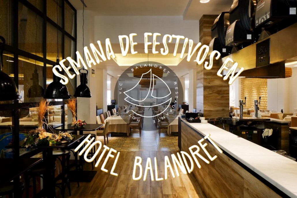 Hoteles en valencia playa balandret for Hotel familiar valencia playa