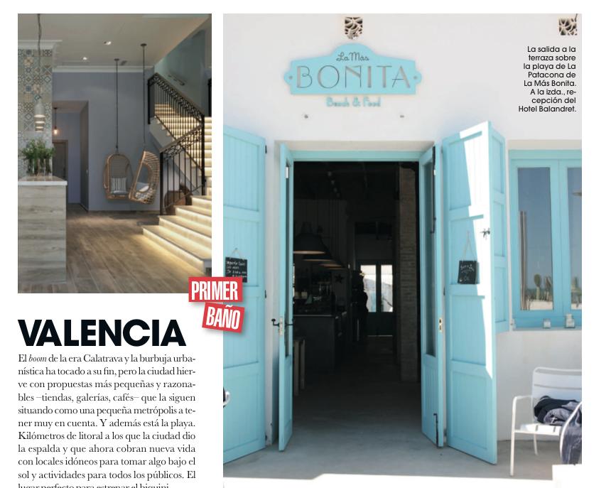 Restaurantes con encanto en Valencia