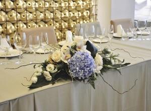 salon de boda decoració centro